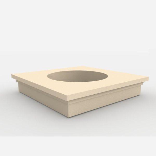 Architraw kolumny - KA - 1/350 Wysokość 7 cm