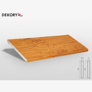 Deska Drewnopodobna Sosna Wysokość 200 cm