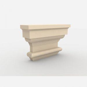 Głowica pilastra - PG - 1/350 Wysokość 24 cm