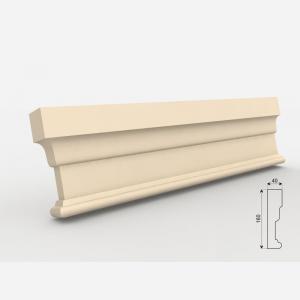 Gzyms nadokienny -  GE- 16 A Wysokość 200 cm