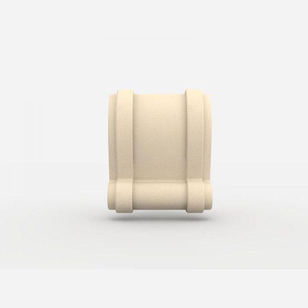 Wspornik ozdobny - WE7 Wysokość 16 cm