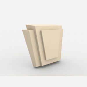Zwornik nadokienny - ZE3A Wysokość 25 cm